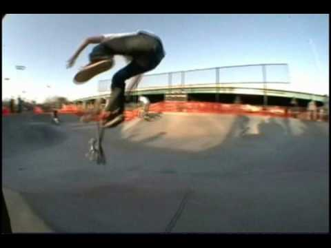 Knoxville skatepark montage