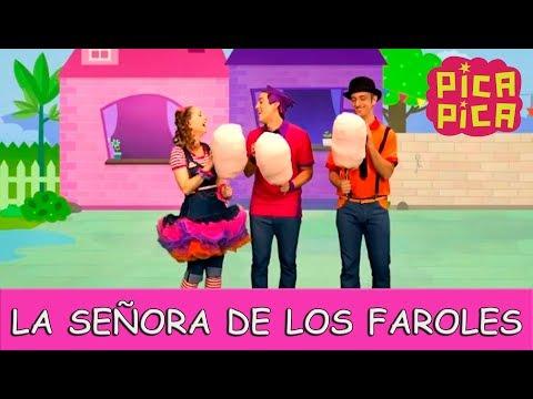 Pica-Pica - La Señora de los Faroles (Videoclip Oficial)