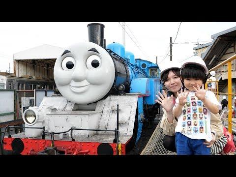 大井川鐵道きかんしゃトーマスに行ってきた2017
