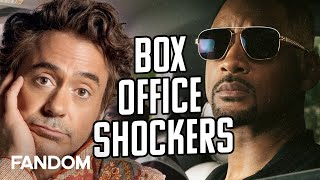 'Bad Boys' Explodes, 'Dolittle' Tanks | Charting with Dan! by Clevver Movies