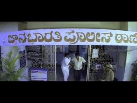 Santa Movie Scenes - police arresting Shivraj & Sridevika marrying another guy