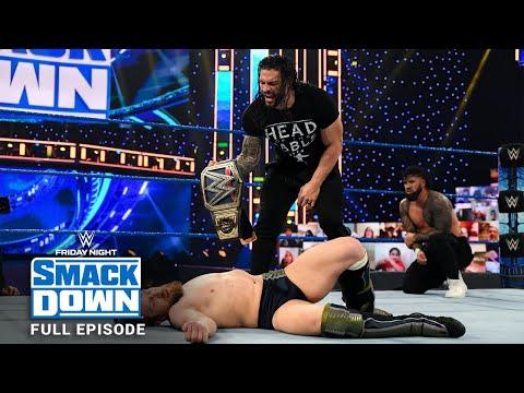 WWE SmackDown Full Episode, 26 February 2021