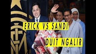 Video TAJIR MAMPUS KEKAYAAN ERICK THORIR VS SANDIAGA UNO DUIT NGALIR GAK HABIS HABIS MP3, 3GP, MP4, WEBM, AVI, FLV September 2018