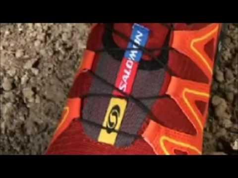 Vídeo - Tênis Salomon SpeedCross 3 Feminino