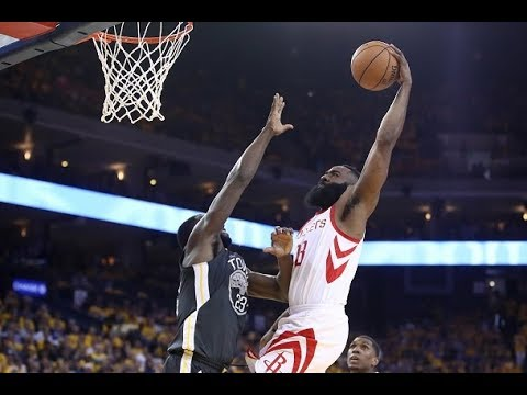 James Harden's Best Dunks of the 2018 NBA Playoffs!