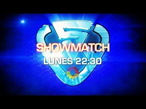¡Este lunes a las 22:30, un nuevo ritmo llega a Showmatch! #Showmatch