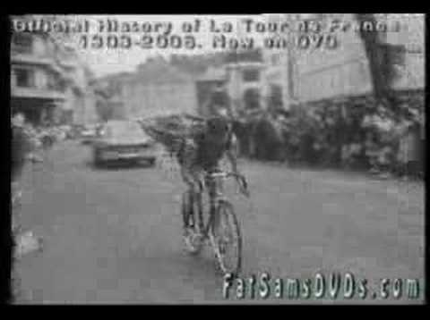 Le Tour De France - Promo of the new
