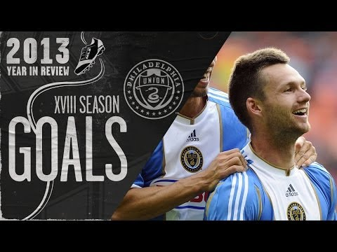 Video: Every Philadelphia Union goal in 2013