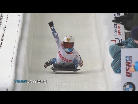 Road To Sochi: The Bobsled, Skeleton And Luge Teams Look Ahead To Sochi