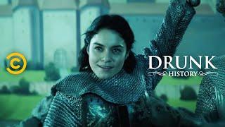 Video Joan of Arc Leads an Army (feat. Vanessa Hudgens) - Drunk History MP3, 3GP, MP4, WEBM, AVI, FLV Juli 2018