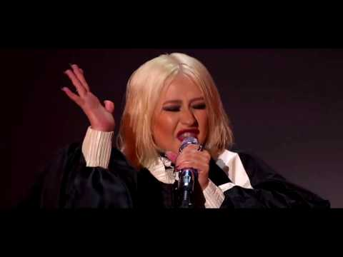 Christina Aguilera - Fighter (Live IHeartRadio Celebrating The Xperience 2019)