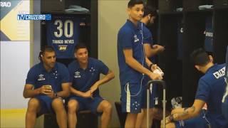 Se inscreva no Canal:https://goo.gl/ij3dYLBastidores: Brasileirão - 10º Rodada - Cruzeiro 2x0 Coritiba -25/06/2017