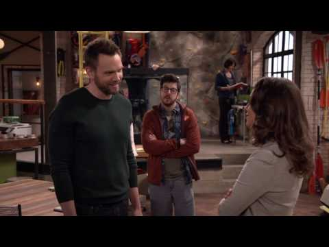 The Great Indoors 1x12 Jack & Brooke (1/5) [Paul's Surprise]