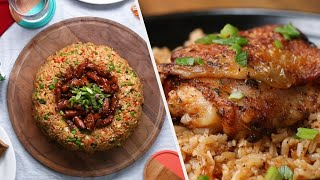 10 Rice Recipes To Fill You Up For Dinner by Tasty