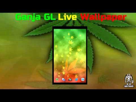 Video of Ganja GL Live Wallpaper