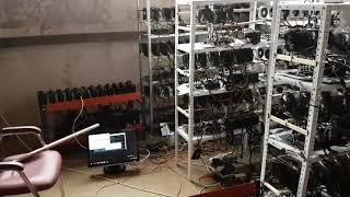 Mining farm - mostly nvidia p106-100 [part2]
