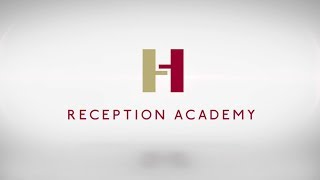 Reception Academy Courses