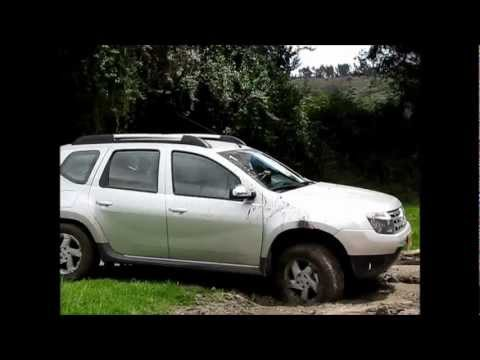 Test Drive Renault Duster 4×4