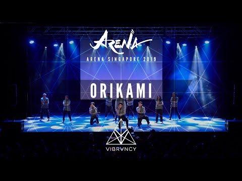 Orikami | Arena Singapore 2019 [@VIBRVNCY 4K] - Thời lượng: 4 phút, 10 giây.