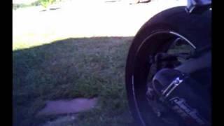 8. 2008 Honda CBR1000RR Oil Burner/Smoke