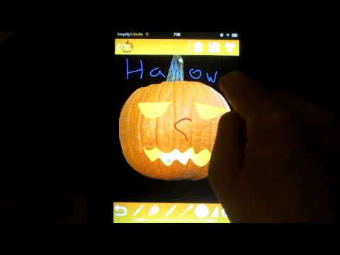 Video of Pumpkin Carver Pro HD