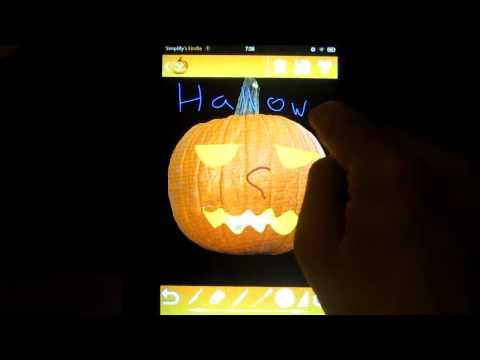 Video of Pumpkin Carver Pro HD