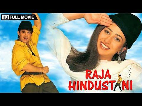 Raja Hindusthani (1996) Full Movie   Aamir Khan   Karisma Kapoor   Hindi Romantic Movie
