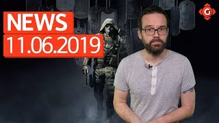Ghost Recon Breakpoint: Beta-Termin! Watch_Dogs: Das ist Legion! | GW-NEWS