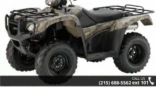 2. 2013 Honda FourTrax® Foreman® 4x4 ES Utility - East Coa...