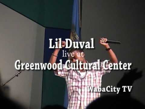 Lil Duval in Tulsa