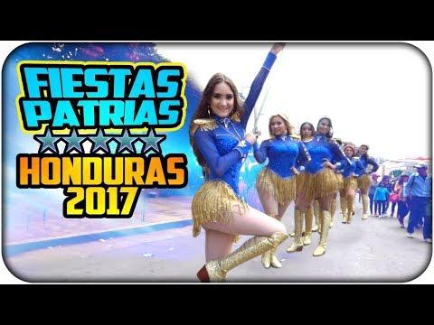 Independencia Honduras 2017 desfiles patrios