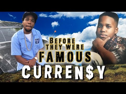 CURREN$Y | BEFORE THEY WERE FAMOUS @CurrenSy_Spitta