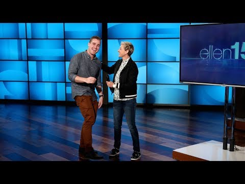 Ellen Helps a Single Audience Member Find a Mate to Mate
