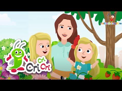 Doua fetite - Cantece pentru copii | CriCriCri