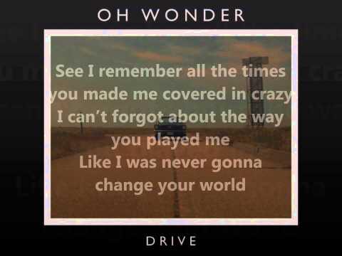 Download Oh Wonder - Drive [Lyrics] MP3