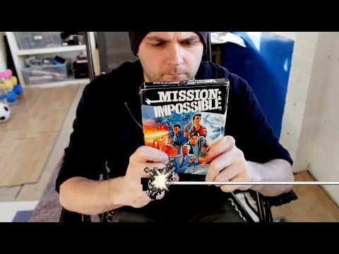 NES Mission Impossible Game Review VGD17
