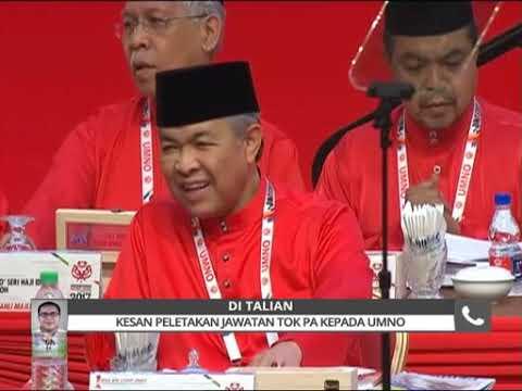 Cabaran Presiden UMNO selepas kehilangan Tok Pa