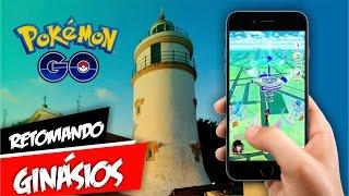 Pokémon GO Bônus Diário Retomando 10 Ginásios em 1 Dia + Dicas by Pokémon GO Gameplay