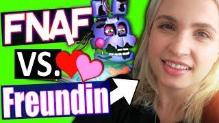 FNAF vs. Freundin