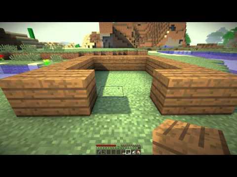 Minecraft выживание часть 1 minecraft сериал