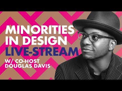 🔴 Minorities in Design w/ Douglas Davis Live-Stream