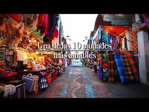 Puebla es una de las 10 ciudades más amables para visitar en 2018