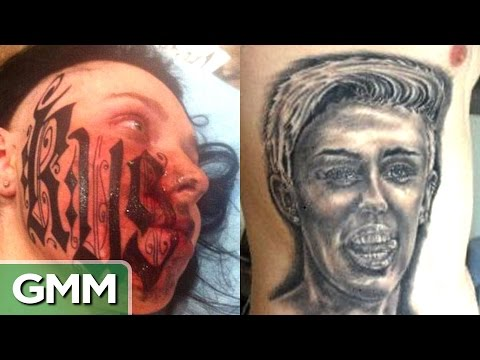 Top 5 Worst (Love Inspired) Tattoos