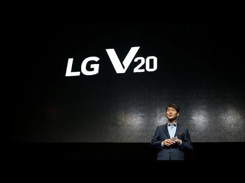 Προσπάθεια ανάκαμψης της LG Electronics, μέσω του V20