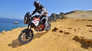 10. 2017 KTM 1290 Super Adventure R Review