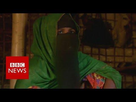 Myanmar: Soldiers accused of raping Rohingya women - BBC News