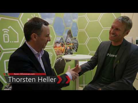A chat with Thorsten Heller at #EUW18
