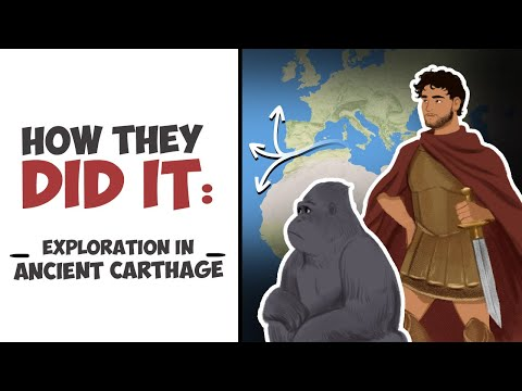 How Carthage Explored the World in Antiquity DOCUMENTARY