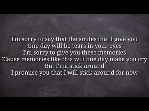 Lukas Graham - Stick Around  HQ Lyrics