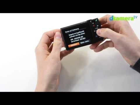 Canon IXUS 255 HS Test (2/7): Kamera Hands-On